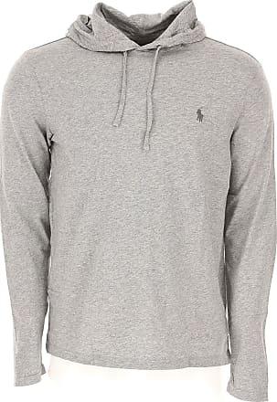 Sweatshirt for Men On Sale, Grey Melange, Cotton, 2017, L M Comme Des Garçons