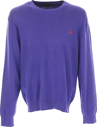 Mens Clothing On Sale in Outlet, Midnight Blue, Cotton, 2017, XXL Ralph Lauren