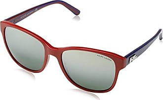 RALPH Womens 0RA4117 318113 Sunglasses, Light Gold/Burgundy/Burgundygradient, 59 Ralph Lauren