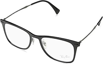 Ray-Ban Unisex-Erwachsene Brillengestell RX7117, Schwarz (Negro), 50