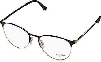 Ray-Ban Unisex-Erwachsene Brillengestell RX7112, Schwarz (Negro), 53