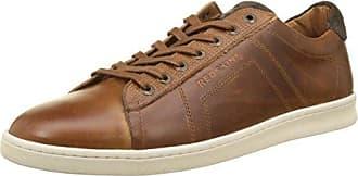 Redskins Mermoz, Zapatos de Cordones Derby para Hombre, Marrón (Cognac), 40 EU