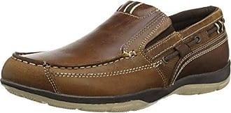 Orrin, Chaussures Brogues à Lacets Homme - Marron - Marron, 42Redtape