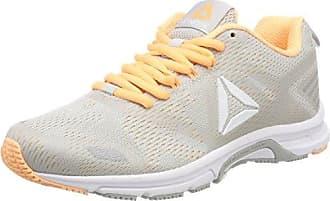 Ahary Runner, Zapatillas de Trail Running para Niñas, Gris (Skull Grey/Desert Glow/Blk 000), 35 EU Reebok