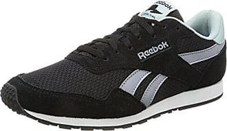 Reebok Royal Ultra SL, Zapatillas para Mujer, Varios Colores (Black/Meteor Grey/Seaside Grey/White), 39 EU