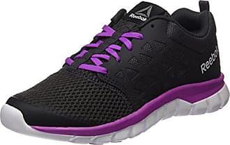 Zprint 3D, Zapatillas de Trail Running para Mujer, Negro (Black/Coal/Pink Craze/Pewter/White), 40.5 EU Reebok