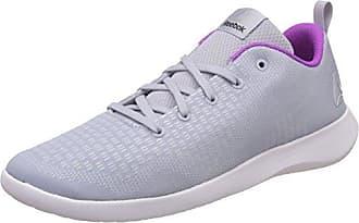 F/S HI NBK, Zapatillas de Deporte para Mujer, Gris (Powder Grey/White 000), 37.5 EU Reebok