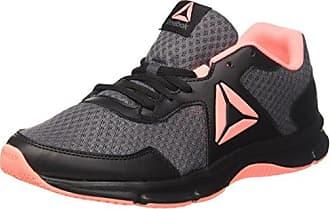 Reebok Express Runner-SL, Zapatillas de Running para Hombre, Negro (Black/Ash Grey/Coal/White), 47 EU