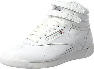 Reebok F/s Hi, Baskets Hautes Femme, (White/Carbon/Red/Grey White/Carbon/Red/Grey), 41 EU