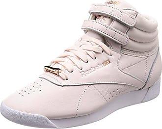 Reebok F/S HI Muted, Zapatillas de Deporte para Mujer, Beige (Sandstone/White 000), 37 EU