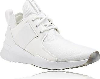 Reebok Classic CL Lthr Met Diamond White/Gum, Schuhe, Sneaker & Sportschuhe, Sneaker, Weiß, Female, 36