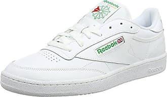 Club C 85, Zapatillas de Gimnasia Unisex Adulto, Blanco (INT/White/Royal/Gum INT/White/Royal/Gum), 38.5 EU Reebok