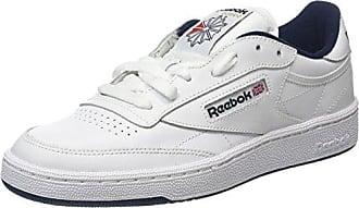 Reebok Club C85 - Baskets Homme - Blanc (Int/White/Royal/Gum) - 37 EU