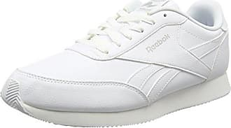 Reebok Royal Glide LX, Zapatillas para Hombre, Blanco (White/Steel/Gum), 42.5 EU
