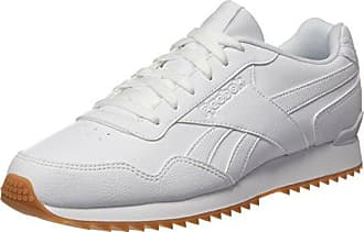 Reebok Classic, Baskets Basses Mixte Adulte, Blanc (White/Gum), 35 EU