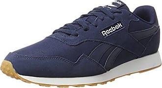 Reebok - Zapatillas de Piel para hombre gris gris, color gris, talla 3.5 UK