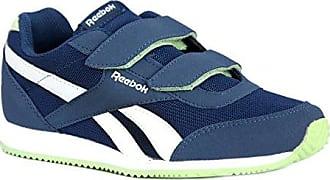 Reebok Jungen Royal Cljog 2 2v Laufschuhe, Mehrfarbig (Washed Bluewhiteli), 28 EU
