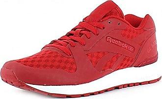 Reebok Herren Gl 6000 Hidden Messaging Tech Pack Sneaker Schwarz  42 EURot (Aq9818_41 Eu_excellent Red/White/Black)