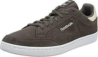Reebok Classic Leather Nm, Baskets Basses Mixte Adulte, Noir (Black/White/Gris Coal-Gum), 44.5 EU