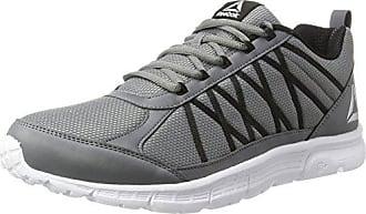 Cm8726, Chaussures de Running Homme, Noir (Alloycoalwhiteprimal Red), 44.5 EUReebok