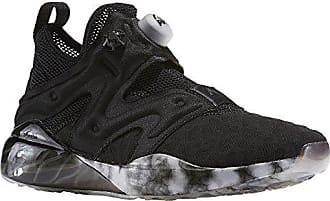 Reebok The Pump Izarre, Chaussures de Fitness Femme, Noir-Schwarz (Schwarz/Grau/Weiß), 40.5 EU