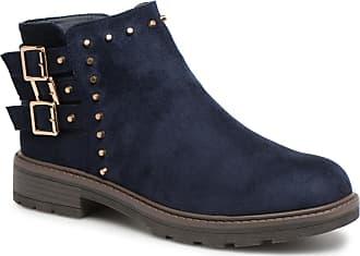 Refresh - Damen - 64001 - Stiefeletten & Boots - blau