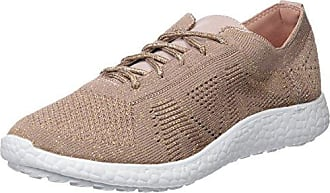 64294, Sneakers Basses Femme, Rose (Nude), 36 EURefresh