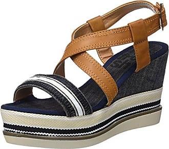 63612 - Sandales Pour Dames / Rafraîchissement Noir