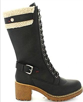 Stiefel für Herren 63943 C Negro Schuhgröße 44 Refresh