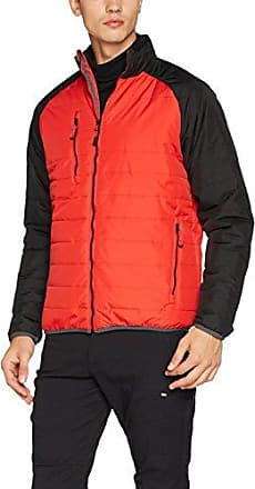 Xpro Glacial Jacket, Chaqueta para Hombre, Red (Pepper/Black), Medium Regatta