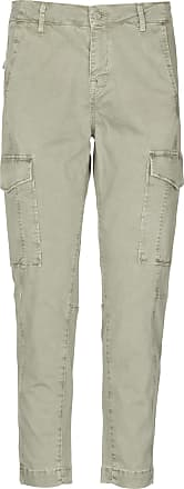 Cargohose aus Denim-Stretch Acquaverde