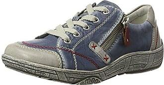 Remonte R3500, Zapatillas sin Cordones para Mujer, Rojo (Fire/Rosso/Fire), 44 EU