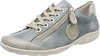 Remonte R3419, Zapatillas Para Mujer, Azul (Jeans/Denim/Denim/Jeans), 42 EU