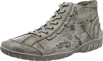 Remonte R1478-42 Damen Sneaker high top grau (36)
