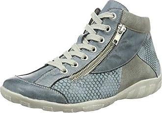 Remonte R3443, Zapatillas para Mujer, Azul (Ice/Sky), 40 EU