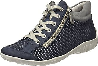 R5501, Zapatillas para Mujer, Azul (Pazifik/Marine), 39 EU Remonte