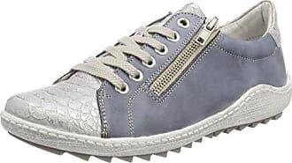 Remonte R7011, Zapatillas para Mujer, Blanco (Ice/Reinweiss), 42 EU