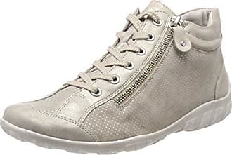 Remonte R1474, Sneakers Hautes Femme, Multicolore (Vino/Antik/Chestnut/Havanna/Wine/35), 43 EU