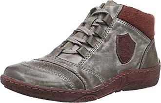 Think SEAS - zapatillas deportivas altas de cuero mujer, color multicolor, talla 37.5