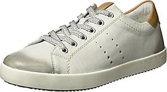 R7801, Zapatillas para Mujer, Blanco (Beige-Silver/Altsilber/Bianco/81), 42 EU Remonte