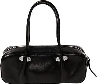 Renaud Pellegrino Mondrian Style Satin Handbag, 1980s