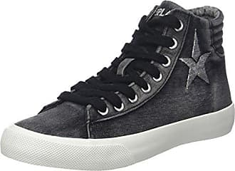 Replay Yoha, Zapatillas Altas para Mujer, Gris (Grey), 40 EU Replay