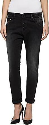 Joi, Jeans Femme, Noir (Black Denim), 27W x 32LReplay