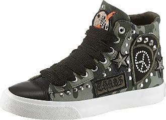 Replay »Crome« Sneaker, mit Used-Optik, blau, EURO-Größen, navy