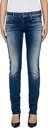 WX698.000.661 B18 - Jeans Femme, Bleu (Blue Denim 9), W25 (Taille Fabricant: 25)Replay
