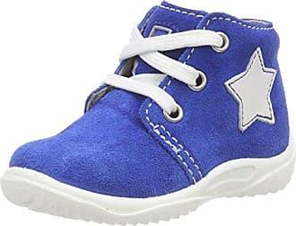 Richter 0425-341 - Chaussures - Garçon - Bleu (Atlantic/Panna) - Taille: 19