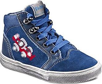 Richter 0425-341 - Chaussures - Garçon - Bleu (Lagoon/Panna) - Taille: 23