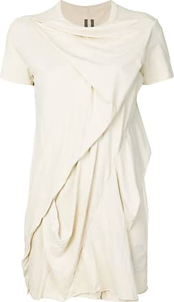 long fitted dress - Nude & Neutrals Rick Owens