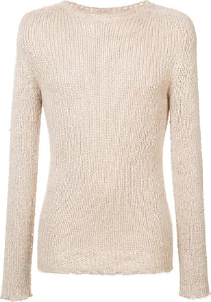 chunky knit sweater - Nude & Neutrals Rick Owens