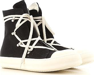 Chaussures De Sport Pour Les Femmes En Vente, Noir, Toile, 2017, 40 Rick Owens